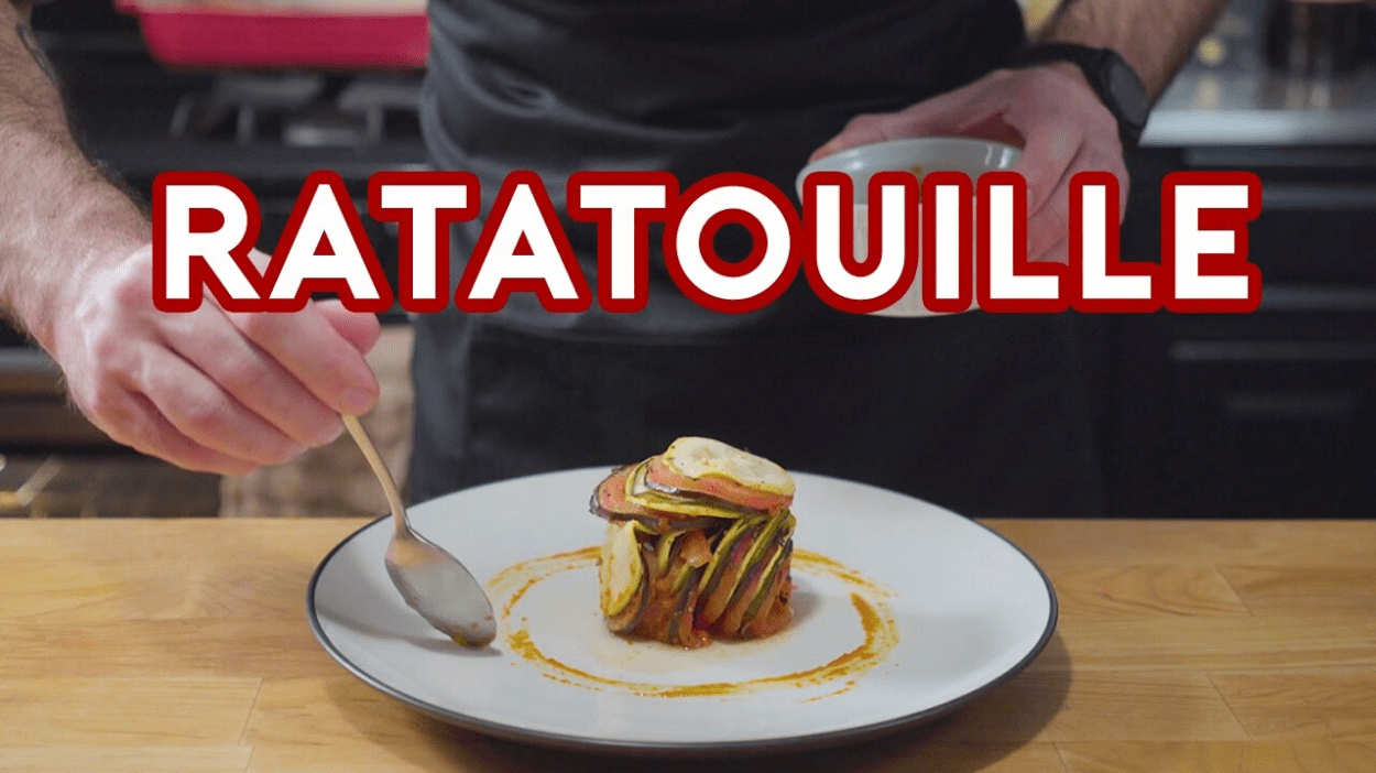 Binging with Babish: Ratatouille (Confit Byaldi) from Ratatouille ...