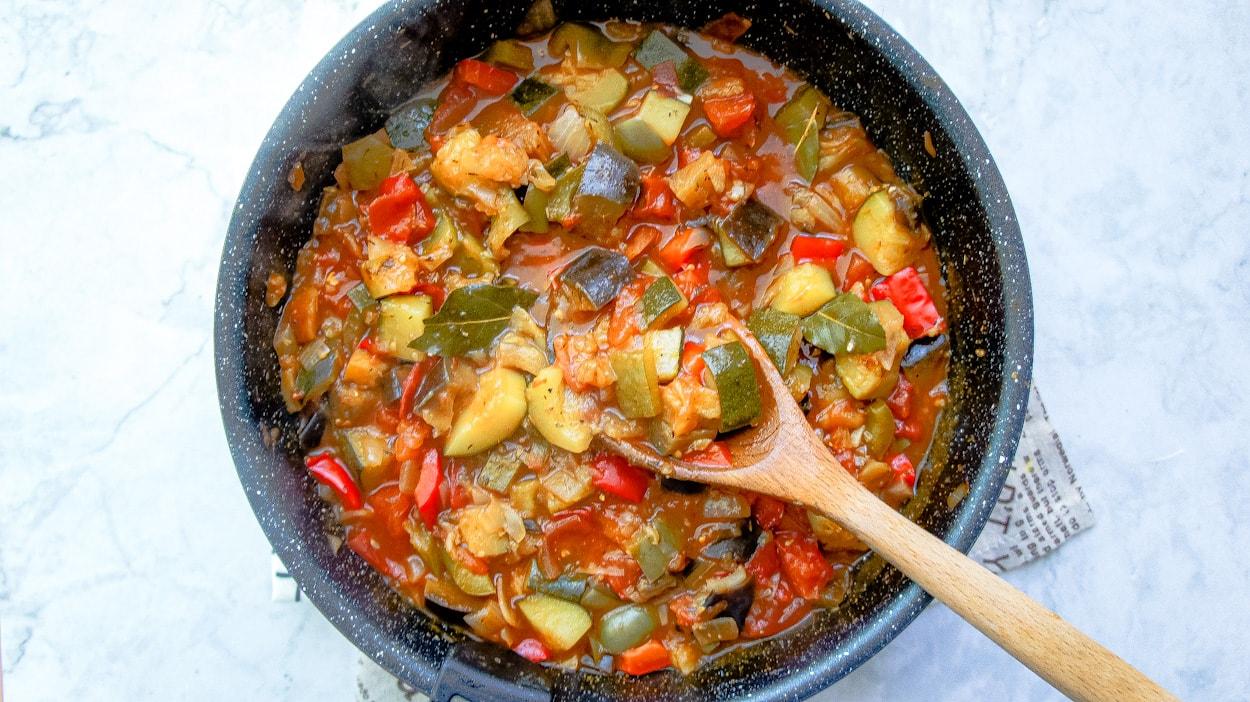 Featured image traditional ratatouille recipe